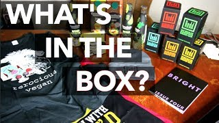 Brand NEW Vegan Products - What's in the Box? The Vegan Zombie