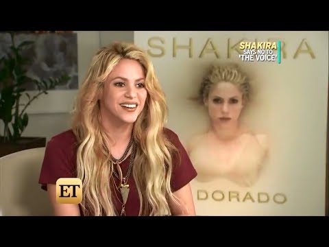 "Shakira - Interview for ""Entertainment Tonight"" (2017)"