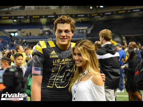 5-star Georgia freshman quarterback Jacob Eason talks life on campus