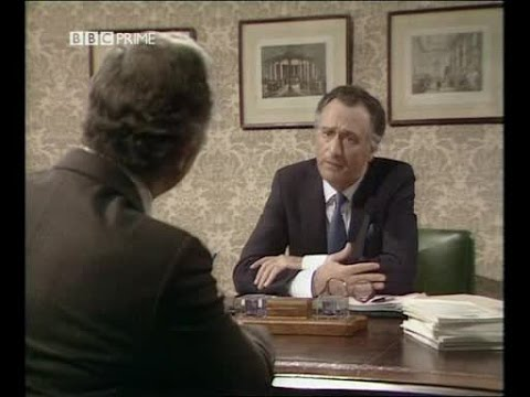 Yes Minister S03E01   Equal Opportunities