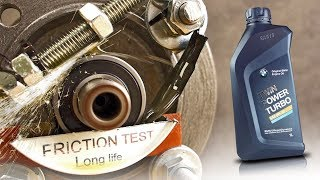 BMW TwinPower Turbo 0W30 Jak skutecznie olej chroni silnik?