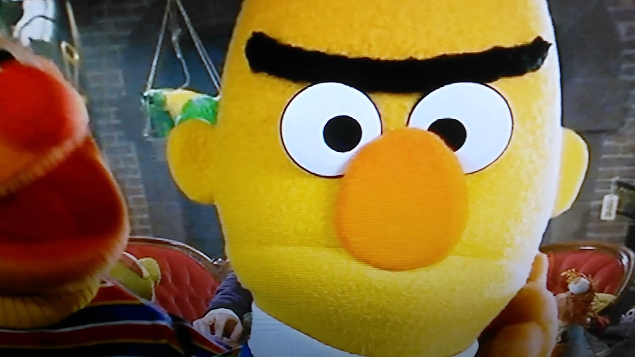 The Adventures of Elmo In Grouchland Bert And Ernie Scenes  YouTube