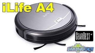 Robot Aspirapolvere iLife A4 - La recensione completa
