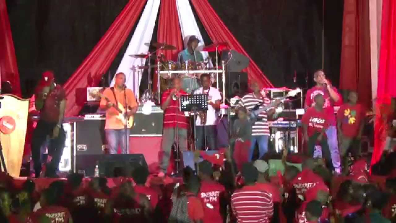 Watch Live: DLP Rally in Castle Bruce - YouTube