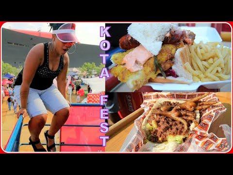 Soweto Kota Festival with Nompumelelo Nkosi
