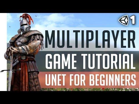 Unity 2018: Multiplayer Tutorial | #1 - Getting Started (BEGINNER-FRIENDLY!)
