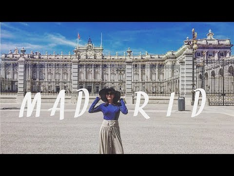 PAKISTANI GIRL IN MADRID, SPAIN! | Anushae Says