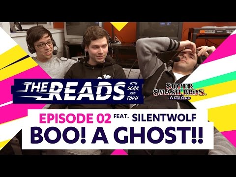 The Reads #02 with Scar & Toph ft. SilentWolf - Boo! A GHOST!!!