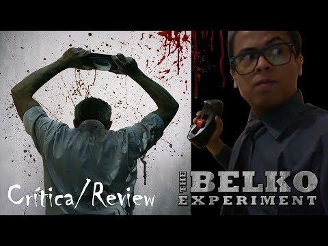The Belko Experiment   ¿Juego del Miedo en la Oficina? (Crítica/Review)