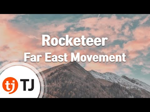 [TJ노래방] Rocketeer - Far East Movement (Feat. Ryan Tedder) / TJ Karaoke