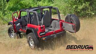 NEW BedRug & BedTred Premium Liners for Jeep®