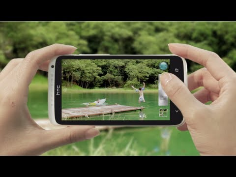 HTC ONE series - Capturing moments in action