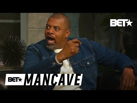 Download Youtube: Who's Mans Is This Wearing Weave? | BET's Mancave