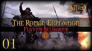 [1] Attila: Total War - The Last Roman Campaign DLC - The Roman Expedition