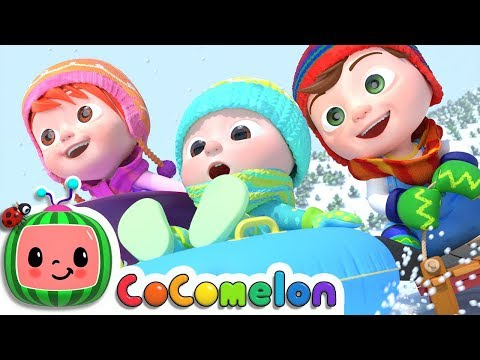 Winter Song (Fun in the Snow) | Nursery Rhymes & Kids Songs