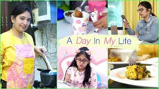 My Daily Routine - A Day In My Life | #Behindthescene #Swiggy #Recipe #Vlog #CookWithNisha