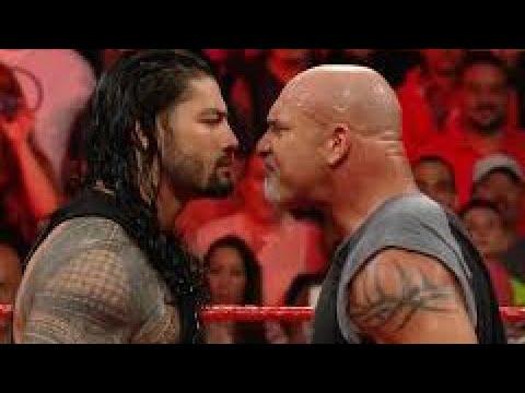 WWE Raw Roman Reigns Vs Samoa Joe Full Match 6/19/2017 WWE Raw Highlights thumbnail