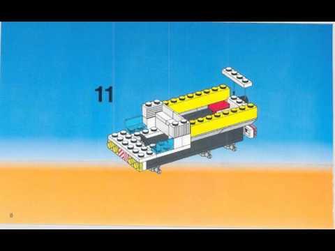 Инструкция по сборке лего бензовоз