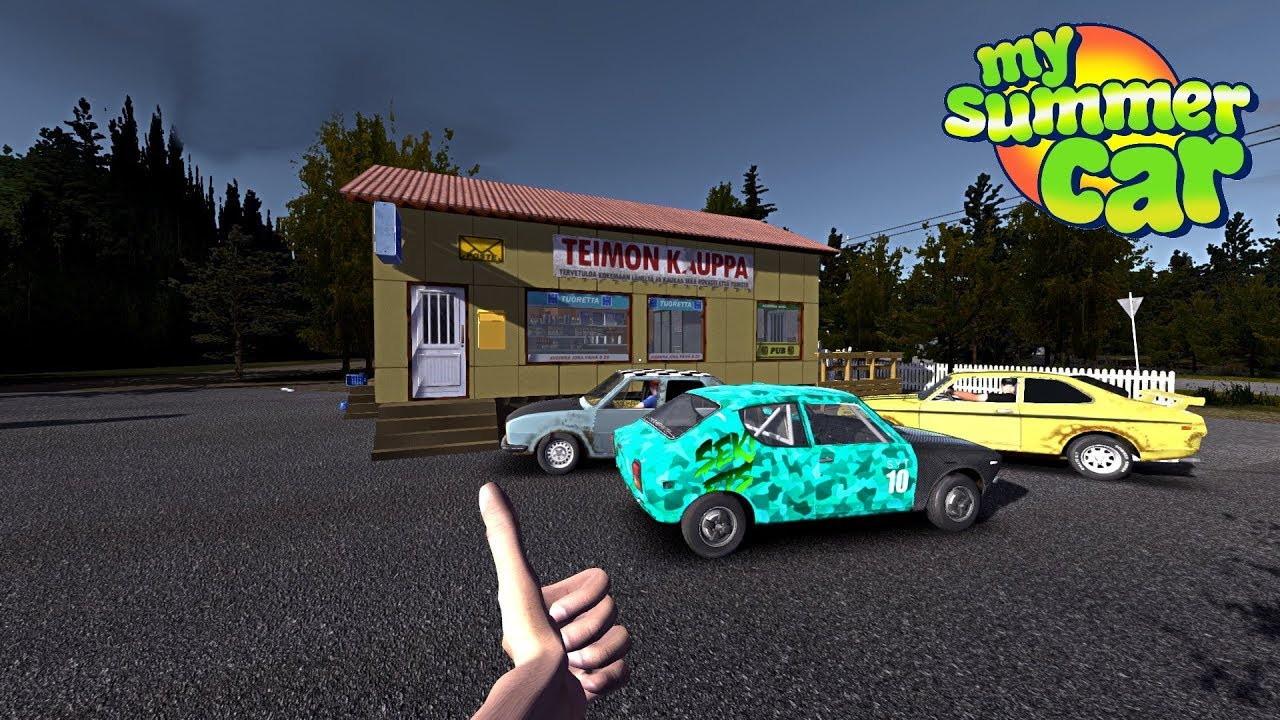 My Car Store >> How To Get To The Store My Summer Car