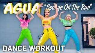 [Hit-Pop Dance] Tainy, J Balvin - Agua (Sponge On The Run) | MYLEE Cardio Dance Workout, Fitness