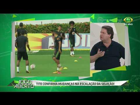 Ulisses Costa: Espero Uma Reação Do Thiago Silva