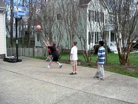 how to play knockout in basketball