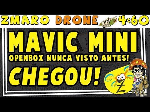 DJI MAVIC MINI Openbox Como Nunca Se Viu Antes Com Zmaro