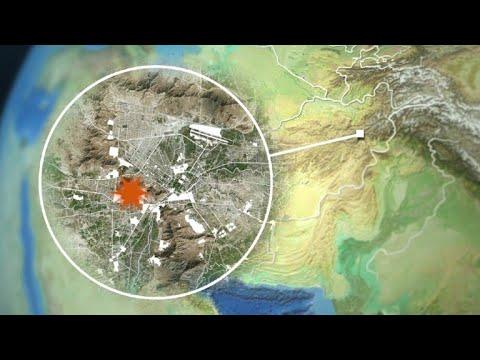 تفجير انتحاري في كابول