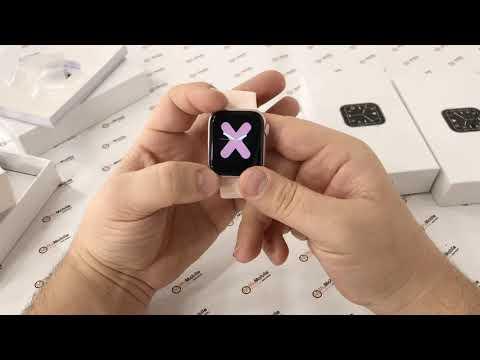 Смарт часы W58 - Iwo, по цене ремешка для Apple