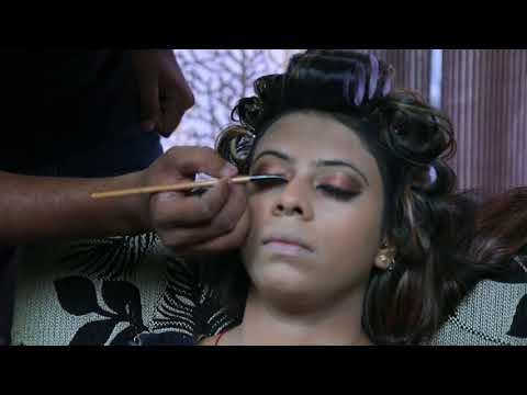 Learn Eye Makeup Step By Step   Makeup Courses   Meribindiya Academy   9582133349