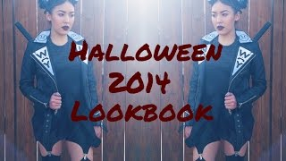 Halloween 2014 Lookbook Thumbnail