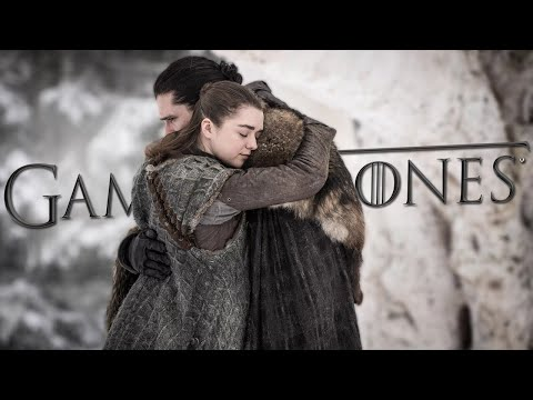 "Reaction | 1 серия 8 сезона ""Игра Престолов/Game Of Thrones"""