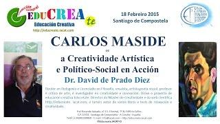 Conferencia Carlos Maside 1ºparte. 18/02/2015. Dr. David de Prado.