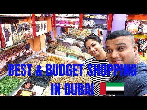 BEST & BUDGET SHOPPING IN DUBAI – BUR DUBAI