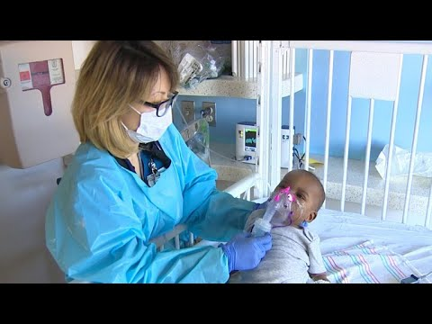 Deadly flu outbreak gravely serious for children