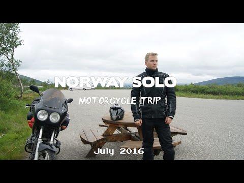 Norway Motorcycle Tour / Kjeragbolten, Preikestolen, Trollstigen, Atlantic Road, Nordkapp