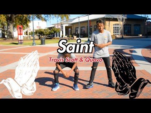 Travis Scott & Quavo - Saint [Official NRG Video]
