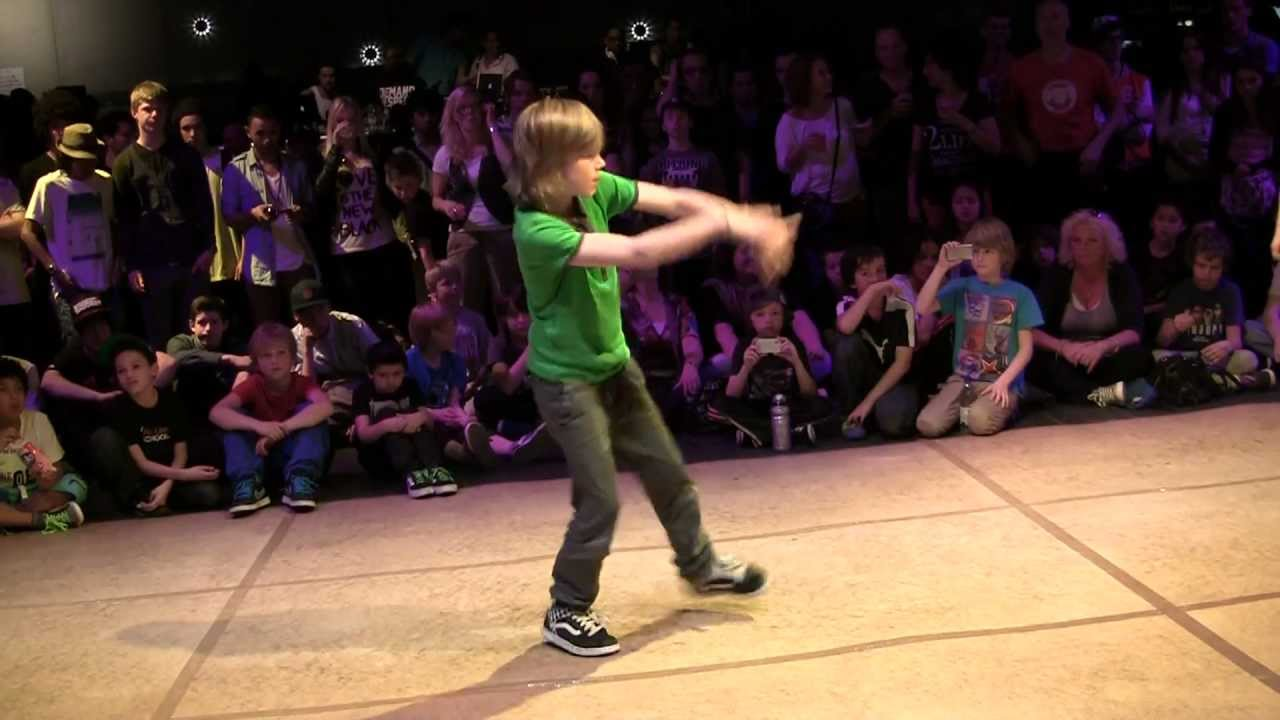 Dutch Bboy Championships Solo Kids Battle t/m 14 Jaar www.Tha5elements.com New Website April 2012