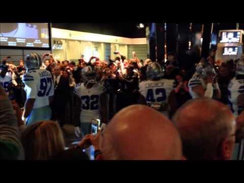 Dallas Cowboys Miller Lite Club Youtube