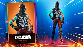 FORTNITE'S 10 MOST EXCLUSIVE SKINS: BATTLE ROYALE (100% you don't know the first one)