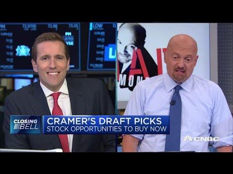 CNBC's Jim Cramer