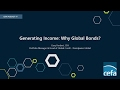 Generating Income: Why Global Bonds?