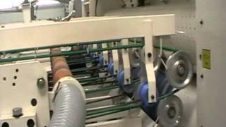 Производственная линия для заготовок гофротары TCY(Несколько узлов: как рождается гофрокороб., 2011-05-19T06:59:32.000Z)