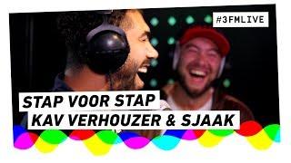 Смотреть клип Kav Verhouzer & Sjaak - Stap Voor Stap