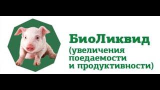 Биоликвид - питание для животных