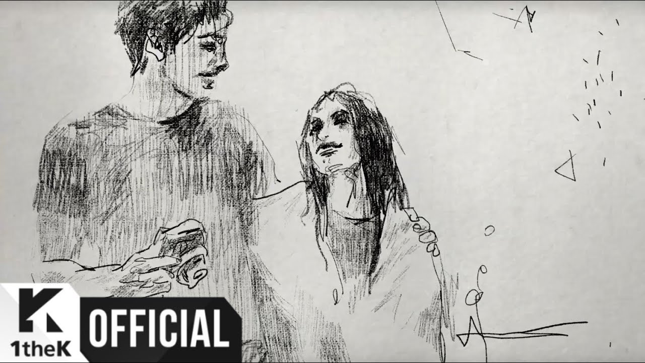 [MV] punchnello(펀치넬로) _ doodle(낙서) (Feat. Yerin Baek(백예린)) (Prod. by WOOGIE)