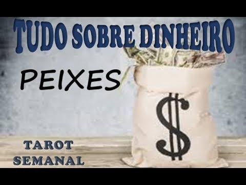PEIXES ♓💰💸💼 - DINHEIRO, CARREIRA, FINANÇAS SEMANAL - 21 a 27 OUT