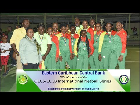 ECCB Connects Season 10 Episode #9 - OECS/ECCB International Netball Series