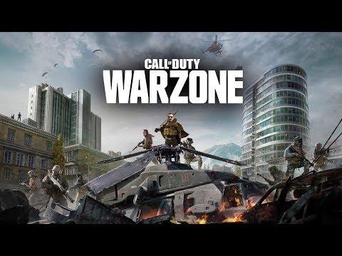 [18+] Шон играет кооп в Call Of Duty: Warzone (PC, 2020)