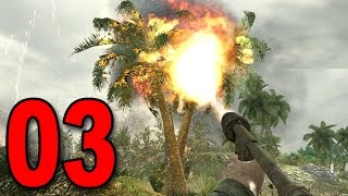 Call of Duty: World at War - Part 3 - Hard Landing (Let